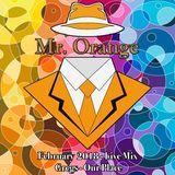 Mr Orange - Gregs February 2018 Mix