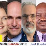 Émission spéciale - élections fédérales 2019
