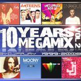 DJ Fajry - The 10 Years Megamix Vol.2
