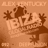 092.DEEPFUSION @ IBIZAGLOBALRADIO (Alex Kentucky) 27/06/17