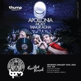 Apollonia @ Thump presents Apollonia, Canibal Royal - 16 January 2016