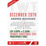 OceanDeep Pres. Guest Mix For Trance World Tunes Christmas Special Edition (20.12.2011)