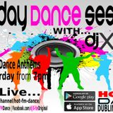 Hot FM Dance 91.0 FM Dublin - Saturday Dance Sessions 1