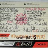 Red Hot Chili Peppers - What Hits?! - Side B [TDK Cding I 70]