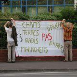 Marche Anti-Mulliez de Roubaix à Néchin, 17 mai 2014, par Radio Libertaire