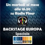 Backstage Europa 15 GENNAIO 2O13