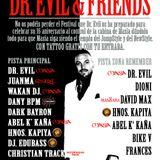 Hermanos Kapiya en Masia - Dr. Evil & Friends - Noviembre 2012