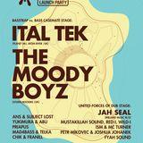 Chik - Outlook Warmup In Prague w/Ital Tek & The Moody Boyz promo mix