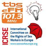 Interview with Luca Stevenson (ICRSE) on tbs eFM Radio Seoul