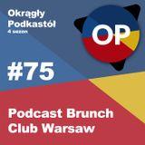 #75 Podcast Brunch Club Warsaw