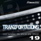 Tranzportations Part 19 - Guest Mix By Rubester