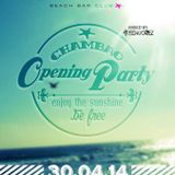 Chambao Beach Opening Party