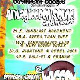 @ X-Fade DJ-Night - 05.04.16 ls Pegman, Rall-Fi & Jinjaman  pt1