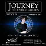 Journey - 28 guest mix by CJ Art ( Poland ) on Cosmos Radio [04.10.17]