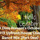 DJ Dino @ Mercury Radio - October Promo Megamix (Part 1)
