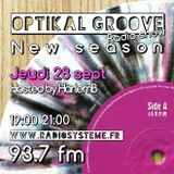 OPTIKAL GROOVE 280917 feat Sampa The Great, Jordan Rakei, Ryan Porter, NameBrandSound