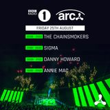 The Chainsmokers - Live @ BBC Radio 1 Stage Creamfields (UK) 2017.08.25.
