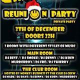 dj Murderboy The Pole reunion - club room 03-12-2016