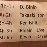 Dj set@ La Maison de la culture du Japon à Paris ( Tokyo hit 2 )
