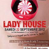 Part of T'Amore's live set @ Club Haussmann, Paris, France