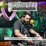 Journey - 81 guest mix by Sach K ( Sri Lanka ) on Cosmos Radio - Germany [29.08.18]