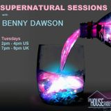 Supernatural Sessions with My House Radio.fm feat. Benny Dawson