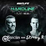 "2017.02.25. - Szecsei b2b Strong R. - NIGHTLIFE ""HARDLINE"" - Club PLAY - Saturday"