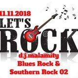 Blues Rock & Southern Rock 02 (2018)