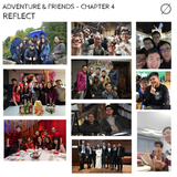ADVENTURE & FRIENDS CHAPTER 4: REFLECT