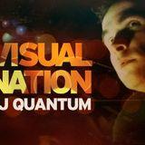 DJ Quantum - Visual Imaginations 019 @DI.fm (JULY 2015)