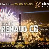 Renaud CB @ Deep Kulture 14 07 18 partie 1