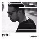 Breach - FABRICLIVE Promo Mix