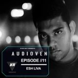 Echo Daft presents AudioVen EP //11 Guest mix by 'Esh Liva'