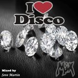 I LOVE DISCO DIAMONDS MIX