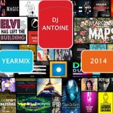 Yearmix 2014 Dj Antoine