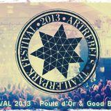 Poule d'Or & Good Because Danish - TRAILERPARK FESTIVAL 2013 MIXTAPE