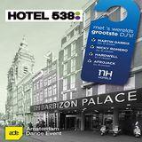 Nicky Romero  -  Live At Radio538 Showcase, Hotel NH Barbizon Palace, Amsterdam (ADE 2014)  - 16-O