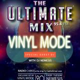 Nemesis - The Ultimate Mix Radio Show 20/1/2015 (Guest Vinyl Mode)