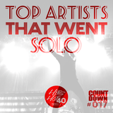 The Hits Hot 40 The No1 Countdown - Top Artists that Went Solo
