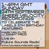 5th Year Birthday of Sheer Velocity Recordings