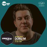 High Way Session la Dance FM Romania - Doru M