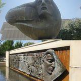 Public Art at Galvez Plaza in Baton Rouge
