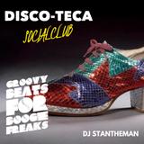 DISCO-TECA Social Club Groovy Beats for Boogie Freaks