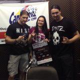 Rock Mania #253 - com DJ Metal e Simône Demone - 07/11/15