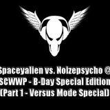 Noizepsycho vs. Spaceyalien Speedcore Worldwide Podcast Birthday Special Edition