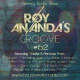 ROY ANANDA'S GROOVE #52