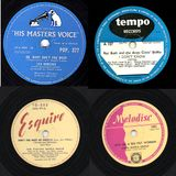 History of Skiffle 78s part 1 Non-charting records Kipper the Cat show Cambridge 105 Radio