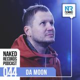 Naked Records Podcast 044 mixed by DA MOON