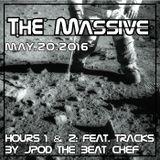 2016 05 20: The Massive