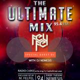 Nemesis - The Ultimate Mix Radio Show (044) 24/11/2015 (Guest M. Felfel)